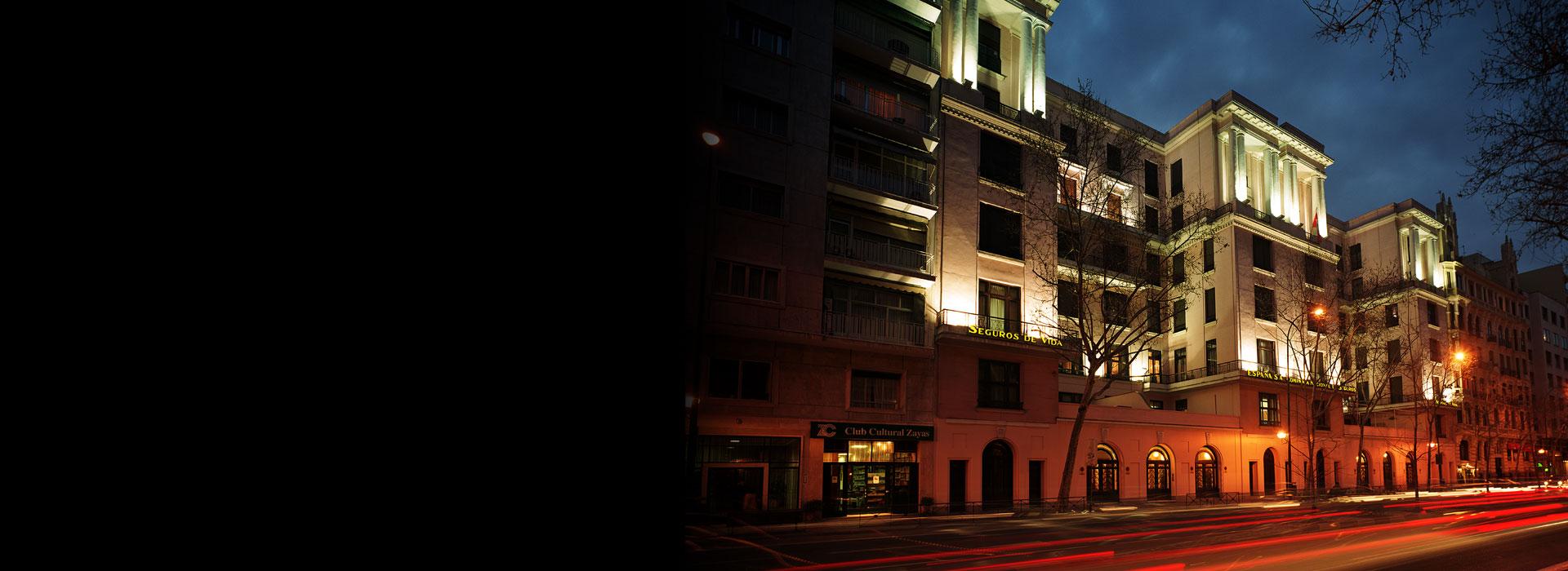 Iluminación Edificios Singulares