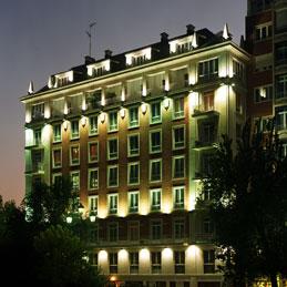 Iluminación Exterior con LED