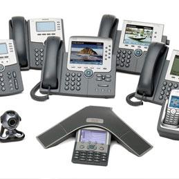Telefonía y Voz